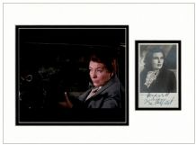 Ilse Steppat Autograph Signed Display - Irma Bunt